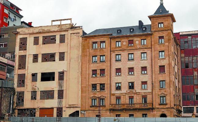 El Casco se convertirá en un complejo residencial para cerca de 80 viviendas en Eibar