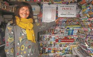 El sorteo de la Bonoloto deja un premio de 74.913 euros en Zarautz