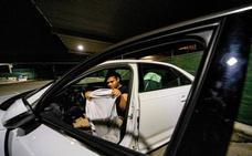 Vivir en un aparcamiento, la nueva opción cuando no se puede pagar una casa