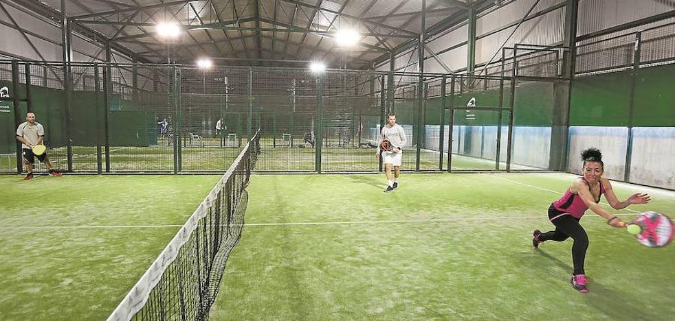 El nuevo gestor del centro deportivo de Riberas quiere reformarlo y ampliar sus actividades
