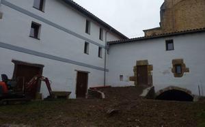 Euskadiko historia-ondarearen hiru elementu berritzeko laguntzak onartu dituzte