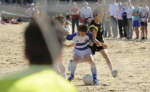 Siete de cada diez niños guipuzcoanos en edad escolar practican algún deporte