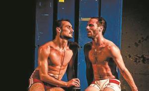 'Un poyo rojo', un espectáculo que lleva diez años en cartelera