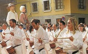 La tamborrada de Atabal Elkartea busca cartel