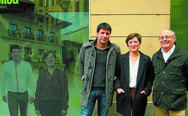 EH Bildu habilitará la próxima semana una oficina electoral en la calle Biteri