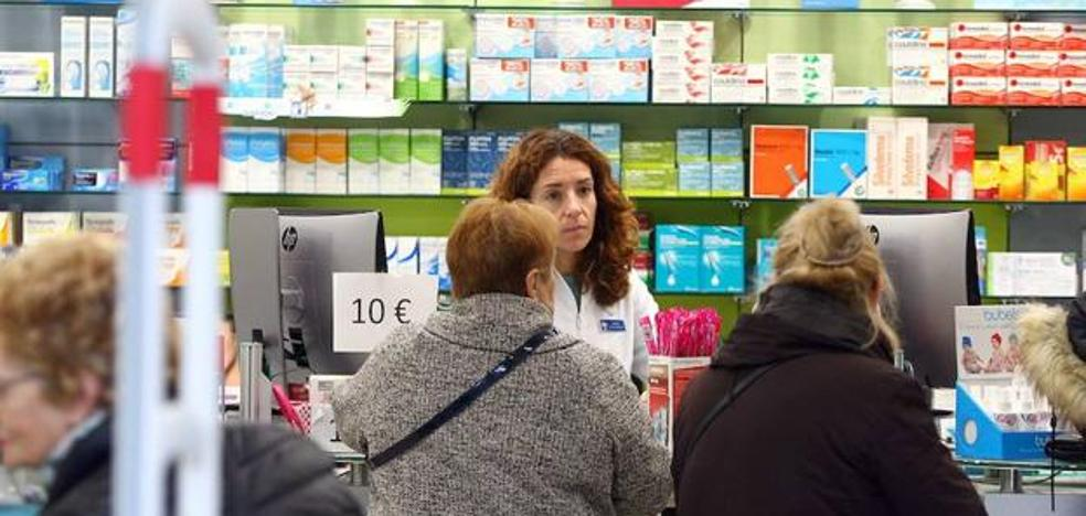 La avería en las farmacias impidió dispensar 10.000 recetas en Gipuzkoa