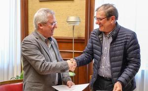 La Diputación destina 200.000 euros al programa 'último minuto' del Banco de Alimentos de Gipuzkoa