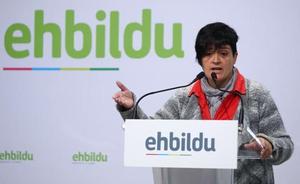 A EH Bildu no le «parece de recibo ni aceptable» que el PNV ponga en duda el pacto con ERC