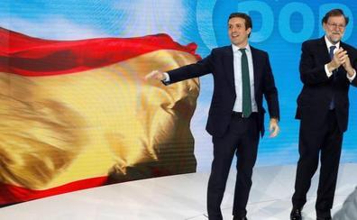 Casado liquida la etapa Rajoy en la renovación de las candidaturas