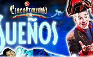 El circo italiano llega hoy a Illunbe con el espectáculo 'Sueños' hasta el domingo día 24