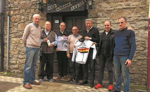 El Club Ciclista Irunés sopla 50 velas