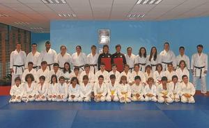 25 años inculcando la pasión por el karate