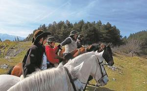 Un verano a caballo y en inglés con Ormazarreta