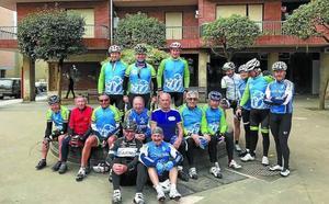 Baloncesto, ciclismo y montaña protagonizan el deporte con Goierri