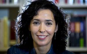 Edurne Portela presenta hoy en Donostia su novela sobre una relación tóxica