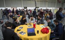 Unos 400 jóvenes participan en la jornada 'Las 24 horas de la innovación' en Irun