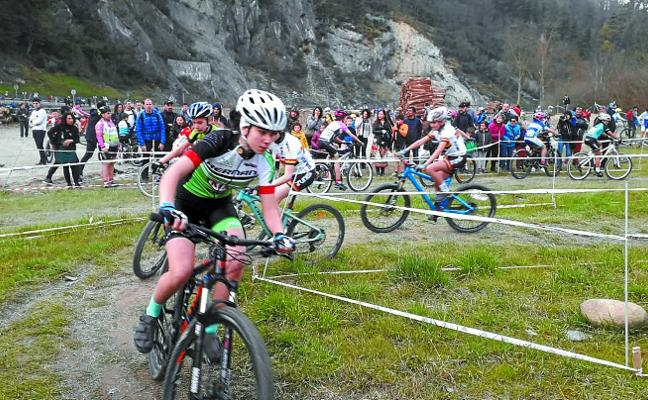 Gran Premio 'Peña Otaño' de ciclismo hoy en el municipio