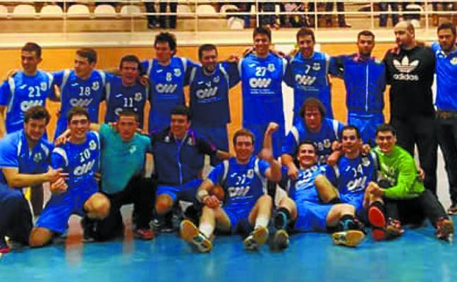 La victoria del Erreka sobre su máximo rival deja más cerca la final en Doneztebe