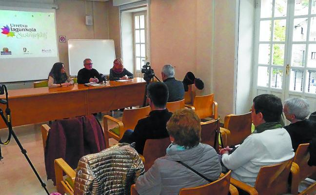 Bizi Poz presentará el día 20 el análisis de Urretxu en el ámbito de la información