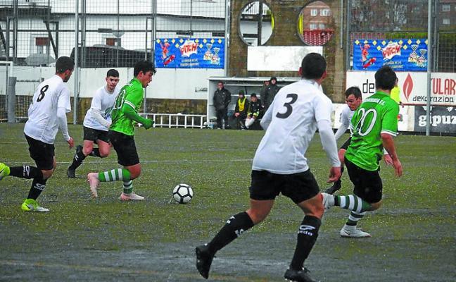 El Hondarribia recibe al Zarautz y el Real Unión B juega en Gal contra el Allerru