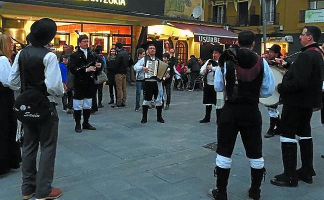 Los gallegos del Goierri celebran hoy su fiesta anual