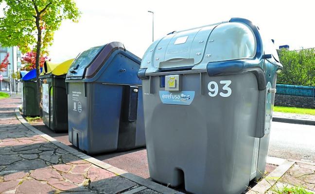El nuevo sistema de contenedores mejora los datos de recogida