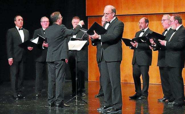 Sasibil clausura hoy la VII Semana Musical con la zarzuela 'Katiuska'