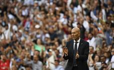 Zidane: «Lo que han hecho aquí los jugadores no se lo va a quitar nadie»