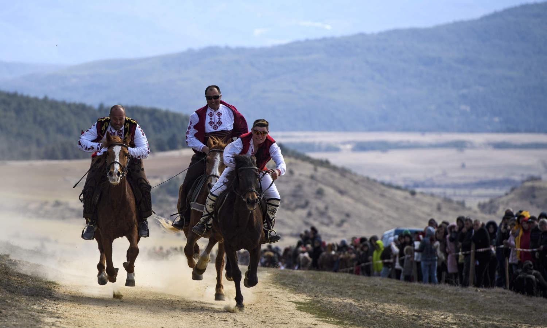 A caballo por San Teodoro