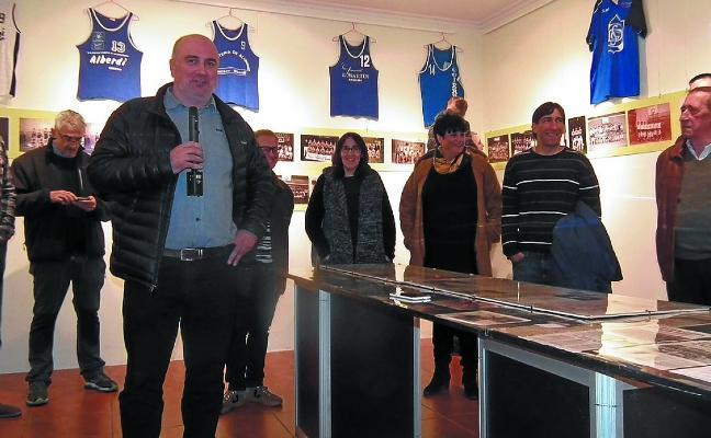 50 años del baloncesto del Goierri en imágenes
