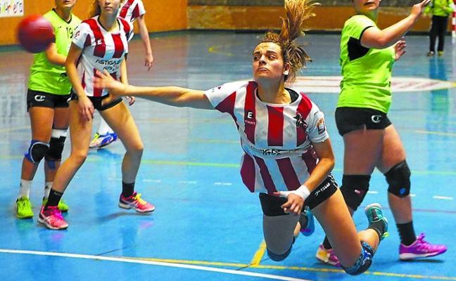 El Zuazo, campeón de la Liga Vasca juvenil femenina