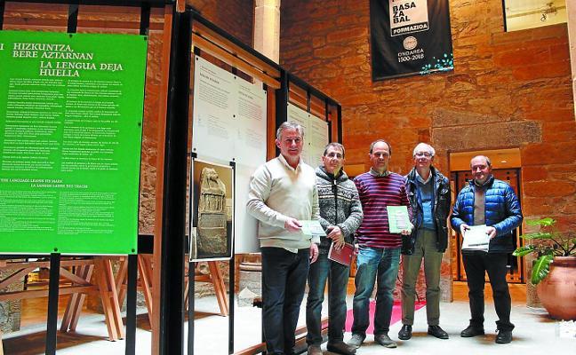La exposición itinerante 'Navarrorum', en Azpeitia hasta el 28 de abril