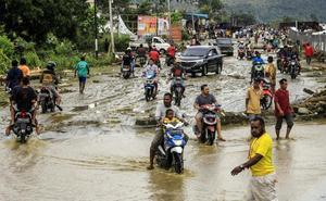 Al menos 58 muertos en las inundaciones registradas en la Papúa indonesia