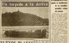 Un torpedo y cien jamones quemados