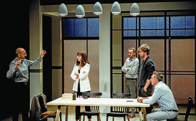 Las Jornadas de Teatro de Eibar entran en su cuarta semana con seis obras de temáticas diversas