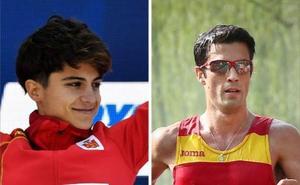 Pérez y López, campeones de España de 20 kilómetros marcha