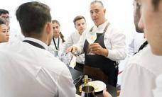 Basque Culinary Center lanzará en mayo un programa 'online' de especialización en técnicas culinarias «de vanguardia»