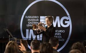 Euskadiko Musikari Gazteen XIII. Lehiaketak 150 ikasle elkartuko ditu