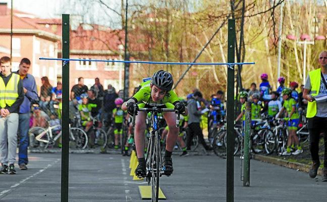 Las bicicletas se hicieron con las calles
