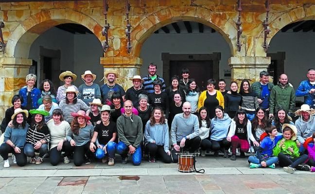 Curso para aprender la Kapela Dantza y el baile de la Era
