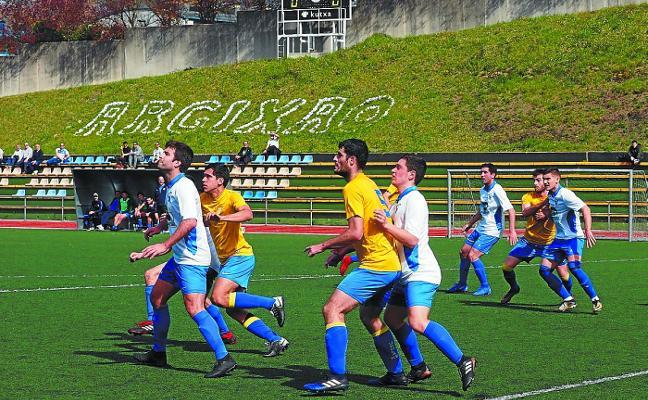 El Urola empata 0-0 con el Lagun Onak en un partido abierto y con opciones