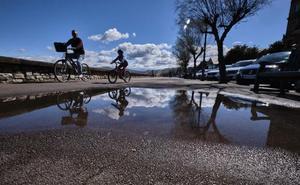 La primavera llega hoy acompañada de buen tiempo y subida de las temperaturas