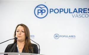 El PP vasco reitera su intento de acuerdo con Ciudadanos y asegura mantener «una línea abierta»