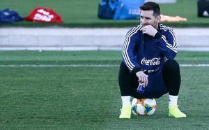 Los jugadores de la Albiceleste, felices con la vuelta de Messi: «Es el mejor»