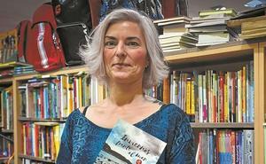 Nerea Tuduri desvela sus sentimientos más íntimos en su primer libro de poesía