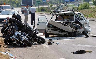 Martes, 8:00 h, el momento más peligroso para conducir