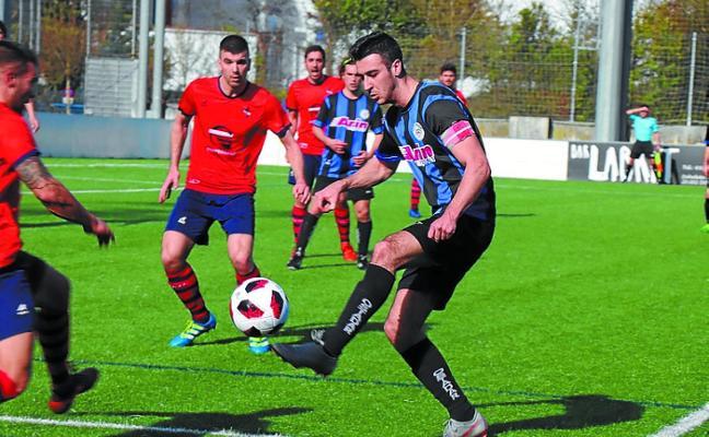 El Ostadar Arin Express de Regional Preferente de fútbol perdió en Fanderia (2-0) con el Touring