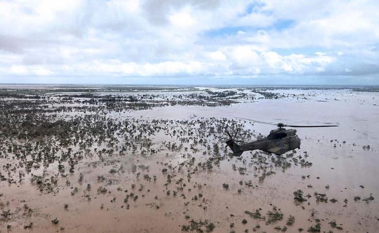 Víctimas del ciclón Idai