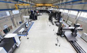 Soraluce invierte nueve millones en una planta en Bergara