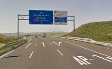 El Gobierno Vasco transfiere a Álava 6 kilómetros de la autovía A-1